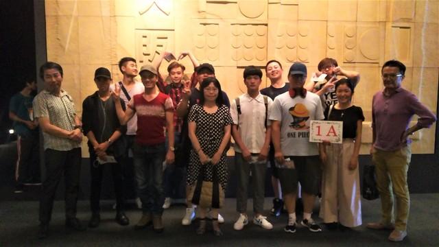 2017年7月27日校外見学~大阪歴史博物館